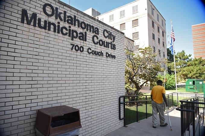 OKC municipal court