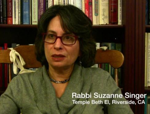 Rabbi Suzanne Singer