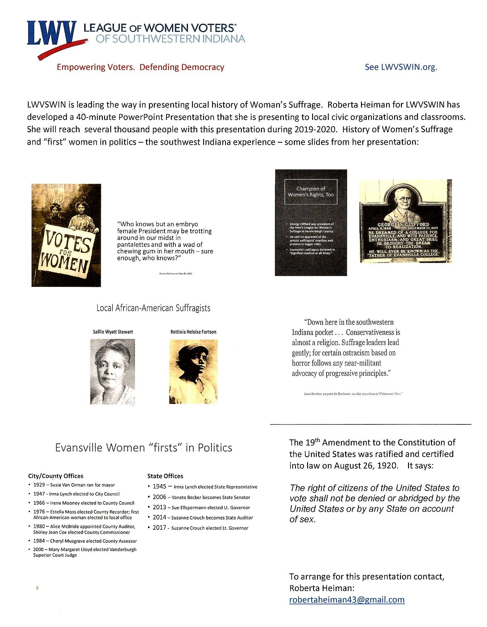 Roberta's Powerpoint