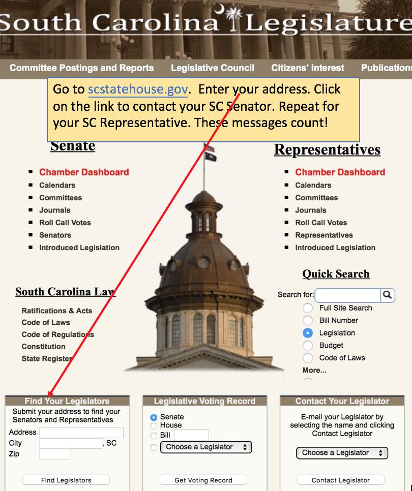 SC Voting Portal