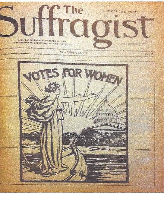 Picture of Suffragist Magazine