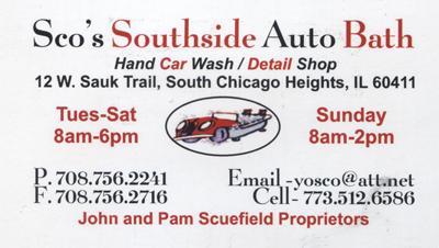 Sco's Southside Auto Bath