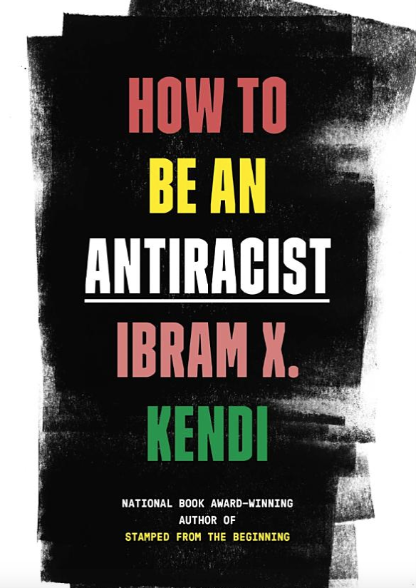 How to Be an Antiracist book jacket