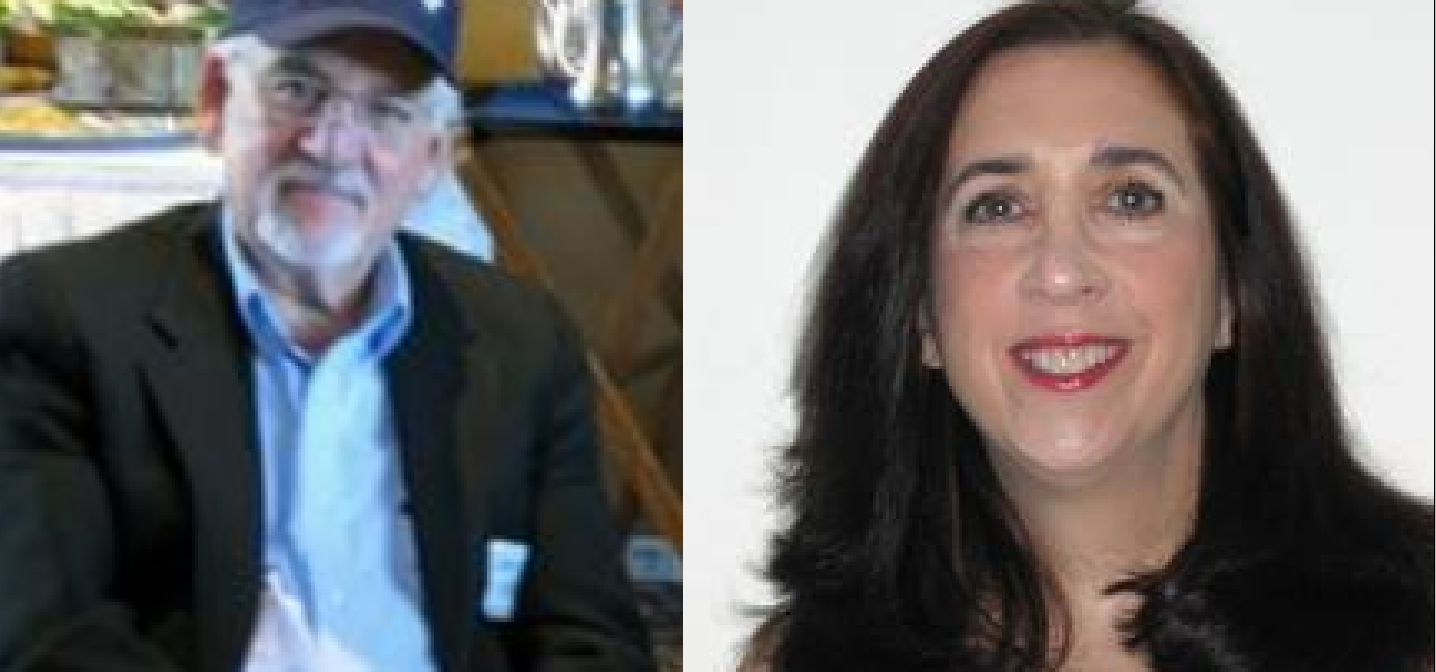 Shep Cohen and Marcia Testa Simonson