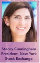 Stacey Cunningham