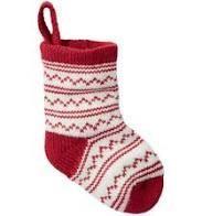 Holliday stocking
