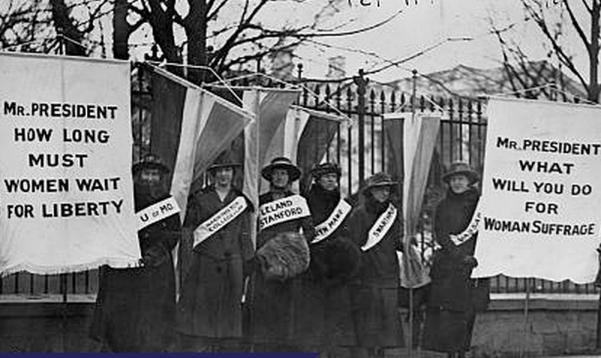 Original LWV  March on Washington