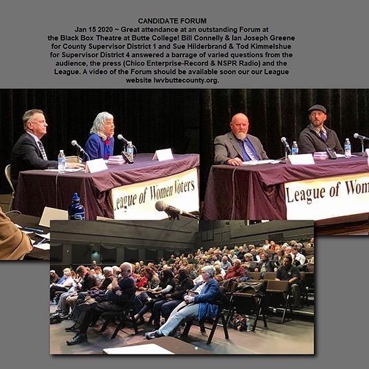 Supervisor Forum 1/15/2020