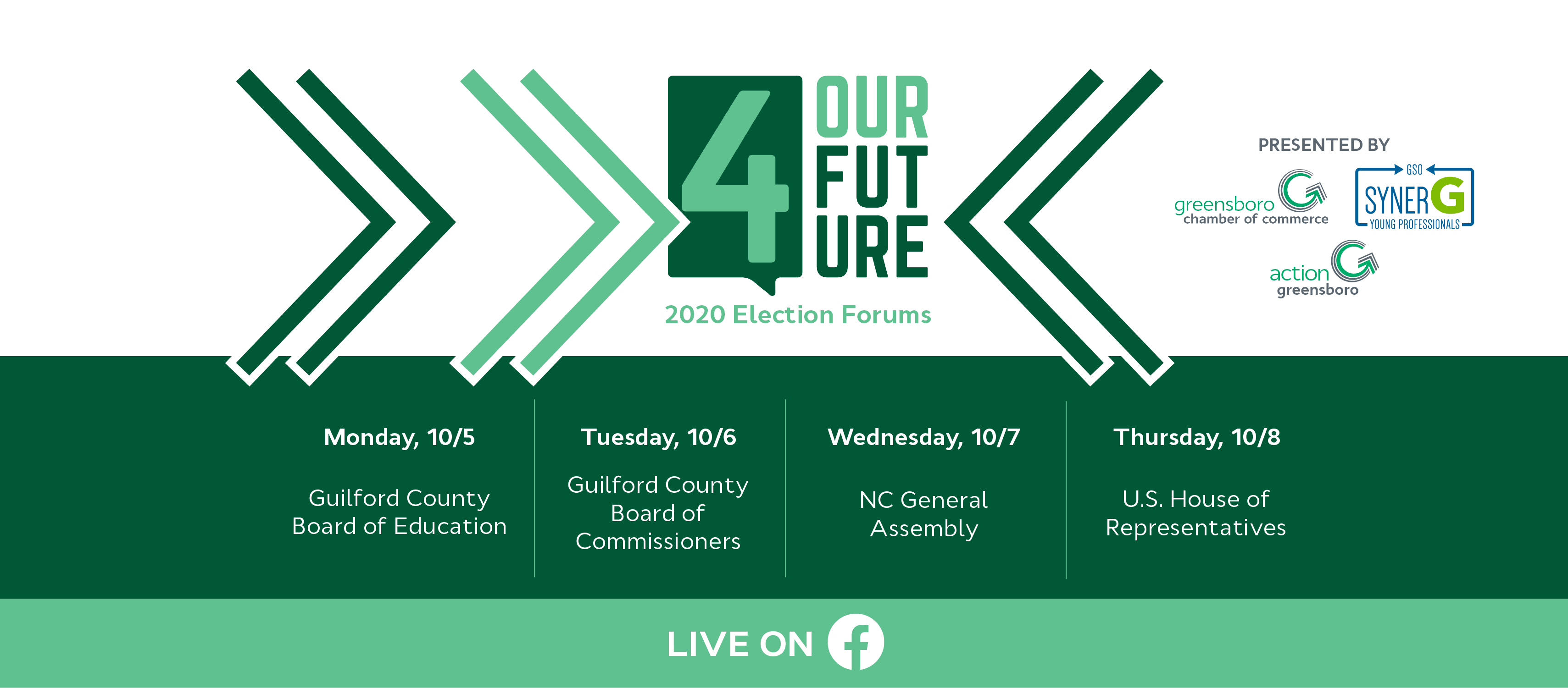 2020 Election Forums