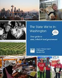 Cover photo of book The State We're In: Washington