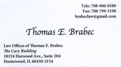 Thomas E. Brabec