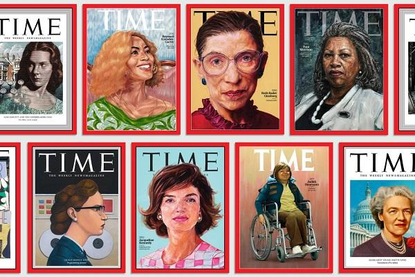 Time - 100 Women of the Year