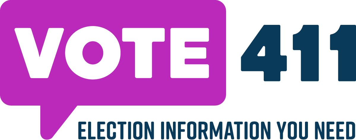 Vote 411, 411, Guide, Voter Guide, Elections, Election