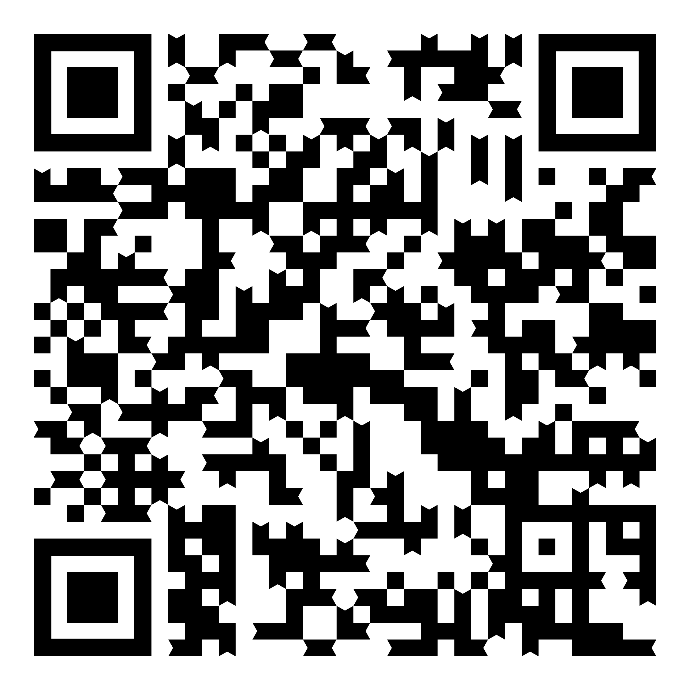 Voter Reg Form QR Code