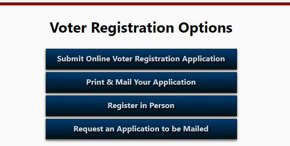 MO SOS voter registration