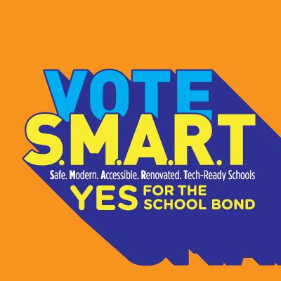 Vote S.M.A.R.T. - School Bond 2020