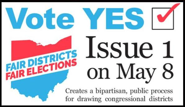 Vote yes on issue 1 cropped
