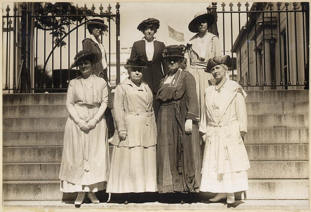 Women Suffrage Association founded in Brooklyn, NY