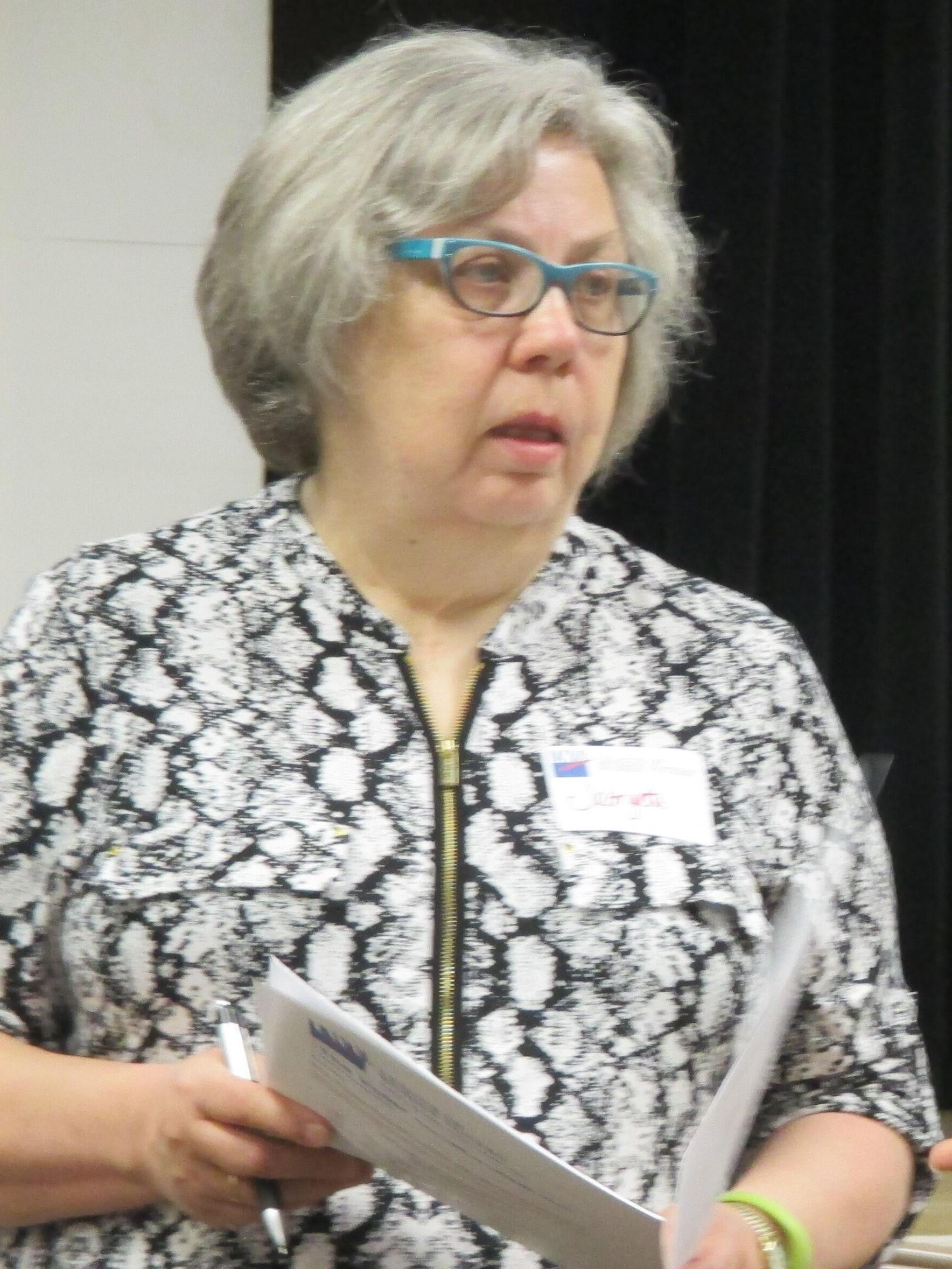 Jeorgette Knoll