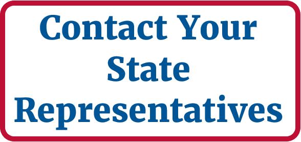 """Contact Your State Representatives"" button"