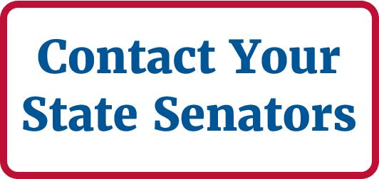 """Contact Your State Senators"" button"