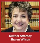 District Attorney Sharen Wilson