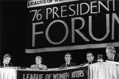 1976 Candidate Forum