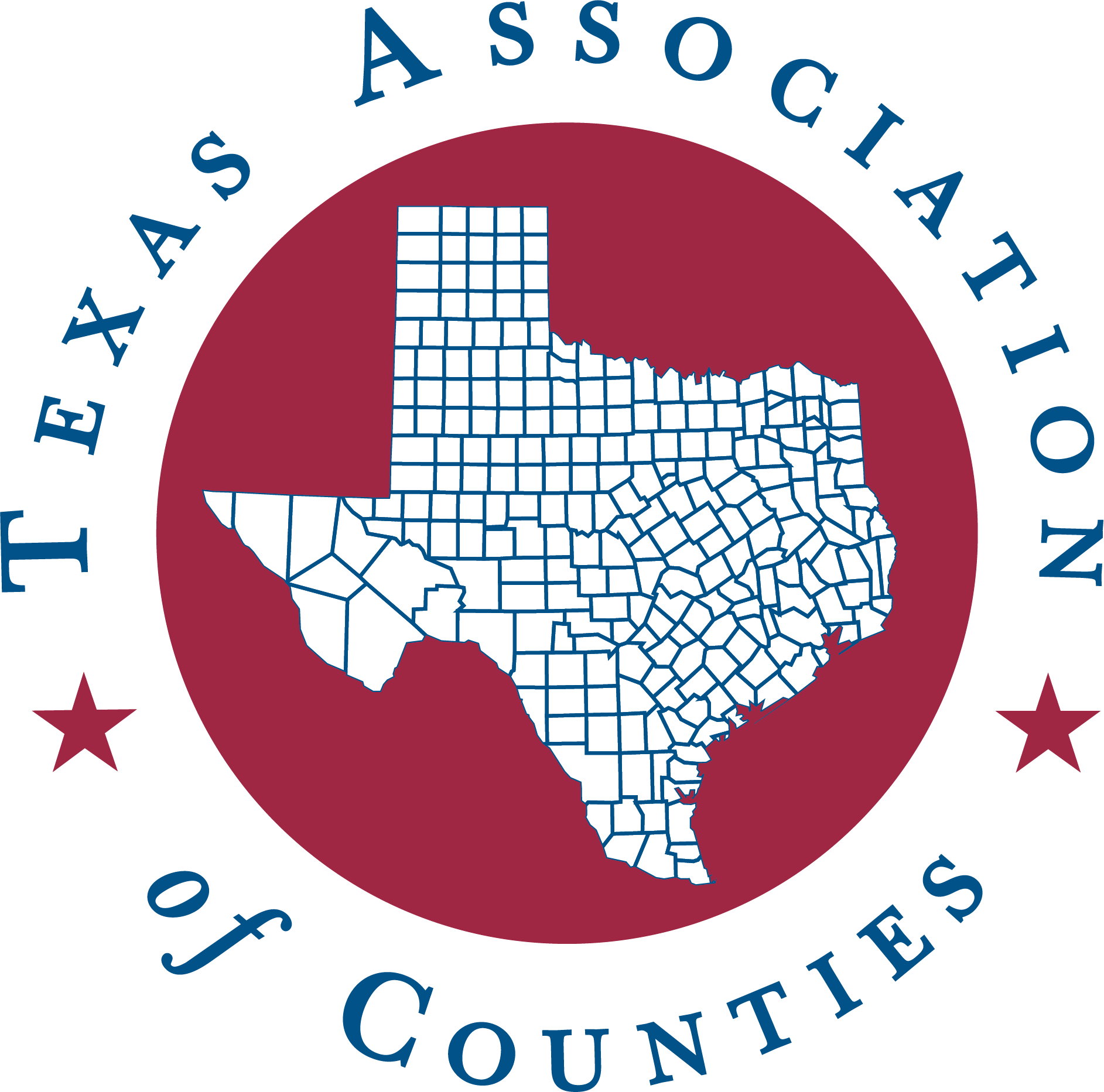 Texas Association of Counties logo