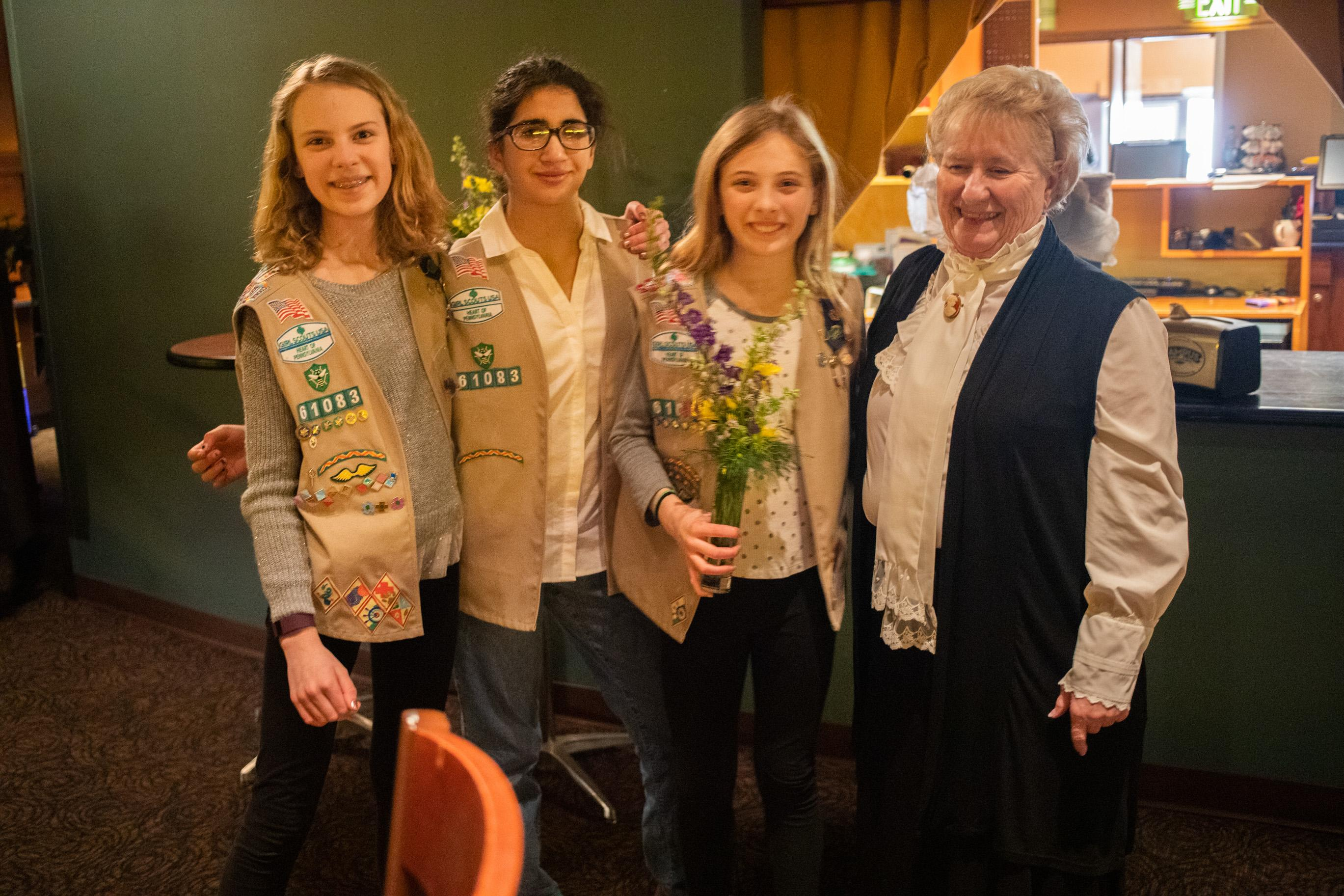 Girls Scouts celebrate 100 Years