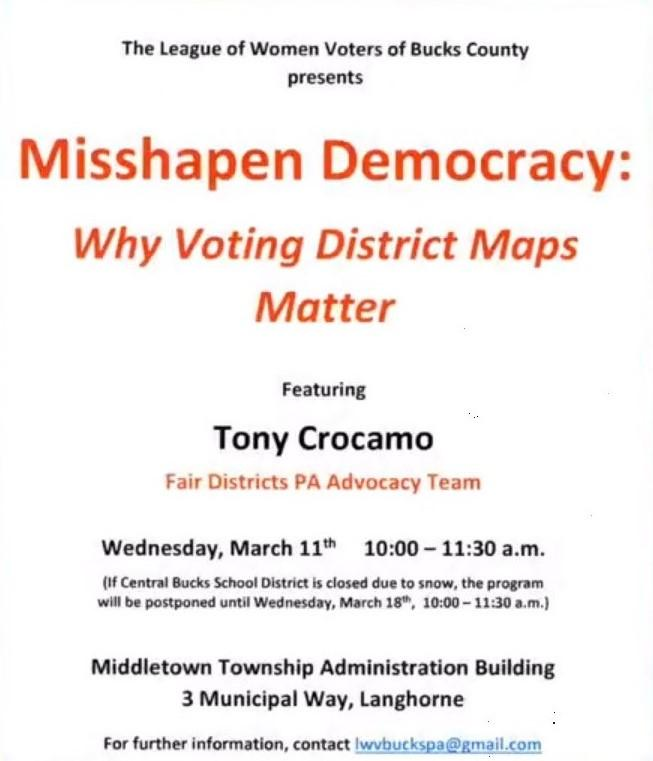 Misshapen Democracy !