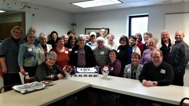 LWV ABC  Members Celebrate 80th Anniversary of LWV ABC
