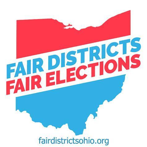 Fair Districts Fair Elections logo
