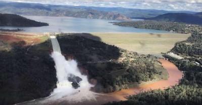 Oroville Dam, CA