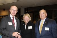 Senator Martin, Peggy Appler, Judge Lockemy