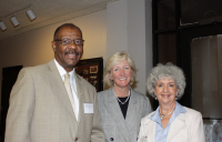 Judge Neuman, Susan Palmer, Barbara Zia