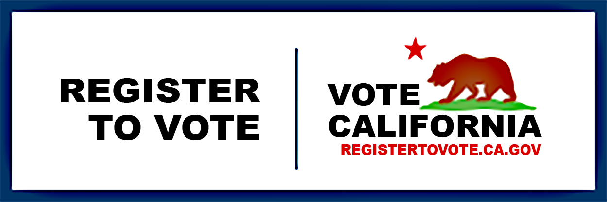 Image link to website to register to vote