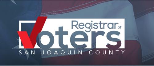 Image of Registrar of Voters San Joaquin