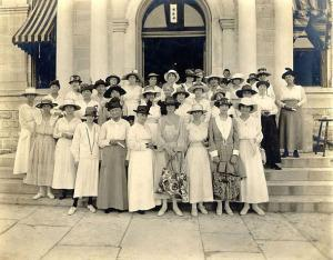 Texas Women Suffragettes