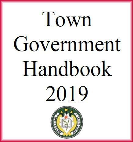 Town Gov't Handbook 2019