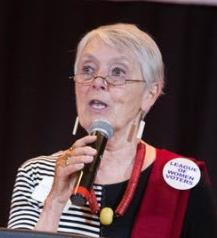 LWVO President Louise Rothman Riemer