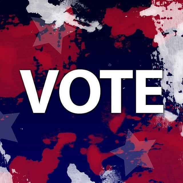 Vote Watercolor