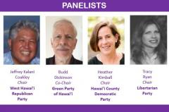 LWVHC Program Planning Meeting - Panelists - Jan. 11th, 2019