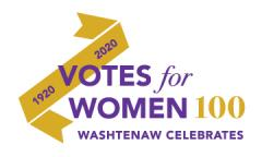 Washtenaw County Centennial Celebration logo