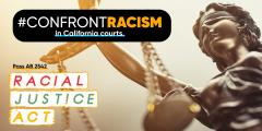 Racial Justice Act, AB2542, racism, California, criminal justice reform