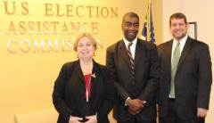 Election Assistance Commission, EAC, voting rights, transparency, Hicks, voting machines