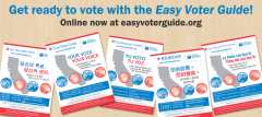 easy voter guide, voting, elections, California, vote, unbiased, ballot measures