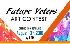 Art Contenst, youth, teens, voting, California, future voters