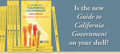 Guide to california government, elections, holiday gifts, california, civic education, civics, CAelections