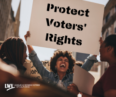 Voting Rights, voting, COVID19, elections