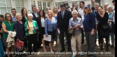 SB 100, climate change, Kevin deLeon, California, League of Women Voters, zero carbon emissions